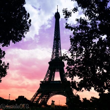 Le Eiffel in Pastels