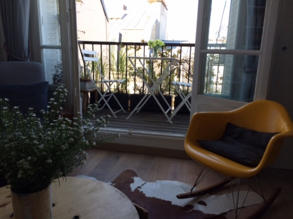 My sweet and oh so charming Paris vacation rental