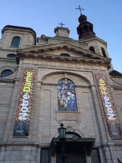 Notre Dame Basilica Quebec