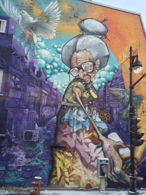 Need Another Reason to Love Montreal? The Street Art is Amazing!