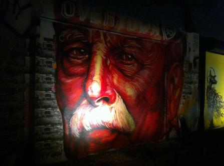 Wynwood Art Walk - close up