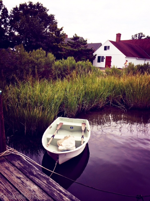 Reminiscing –  Summer Days in St. Michaels,MD