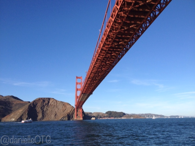 Today's On the Go Photo:  Happy 75th Birthday to the Golden Gate Bridge