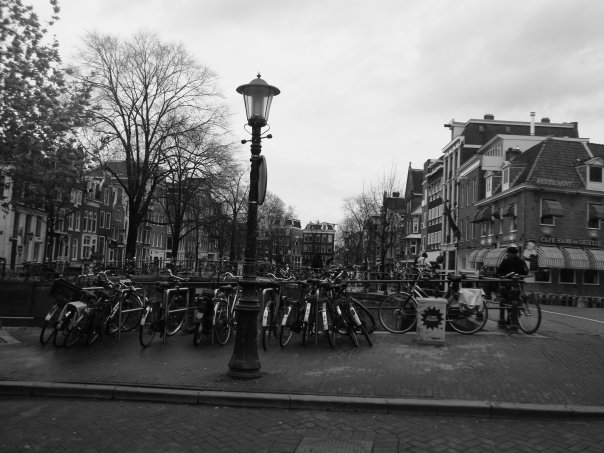 Today's On The Go Photo: Flashback to Amsterdam