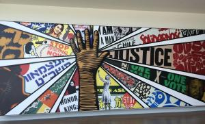 Center for Civil & Human Rights Mural