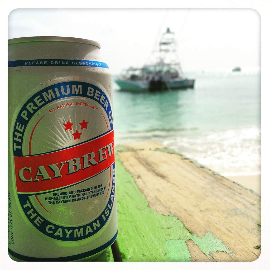 Adios until next time, Grand Cayman! What a blast.