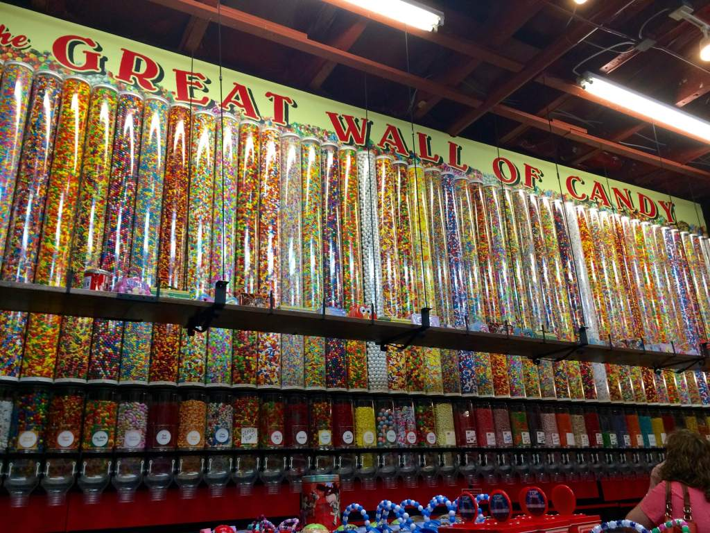 Wall. Of. Candy