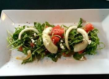 Watermelon Salad Starter
