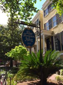 Yes, this Historic Inn is also rumored to have a resident ghost.