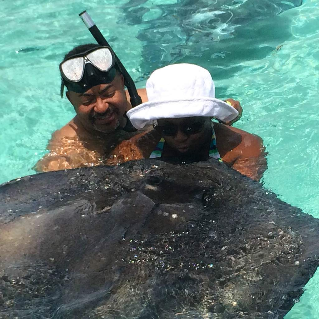 Sting Ray Smooch
