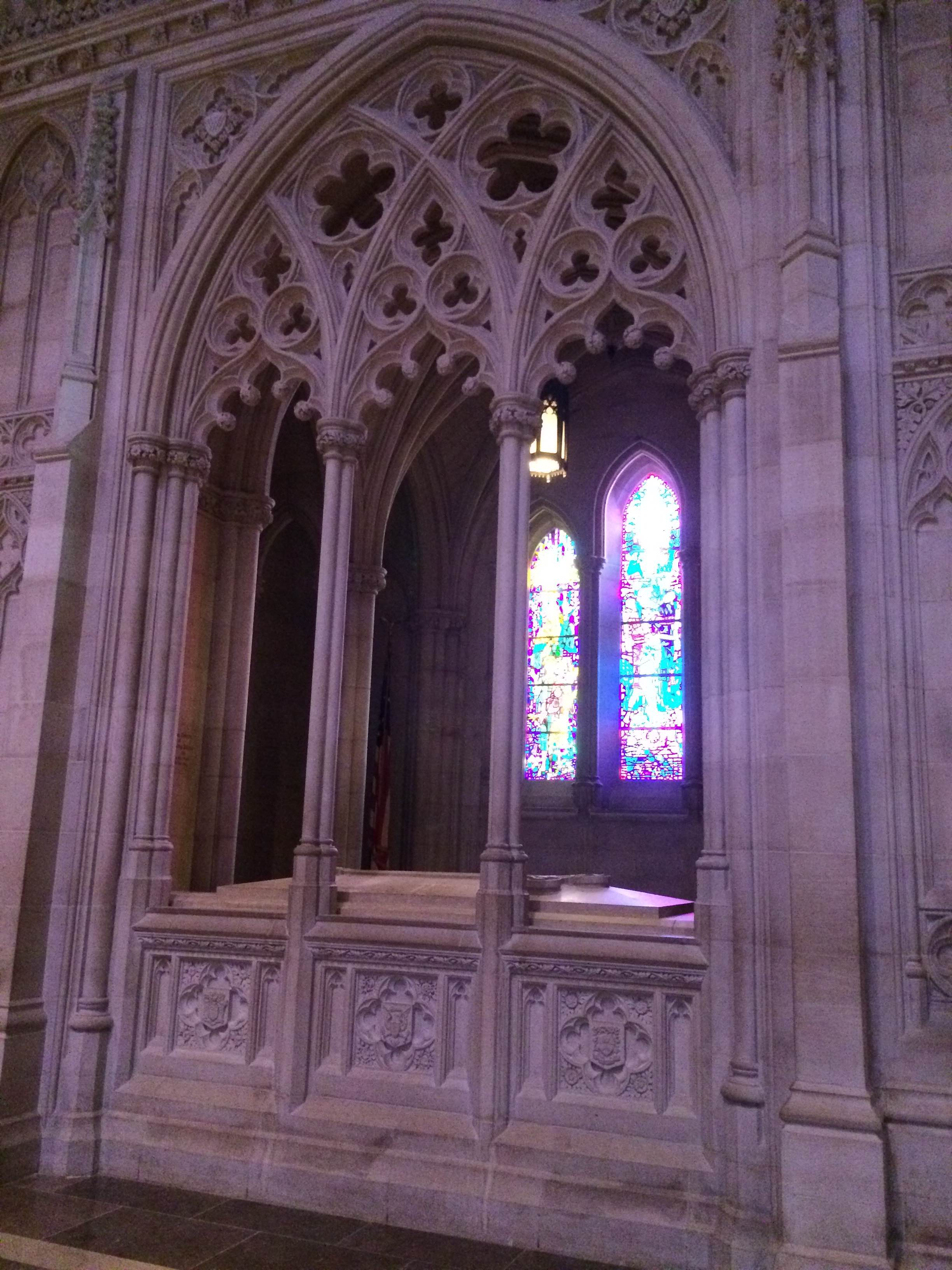 National Cathedral Behind The Scenes Tour